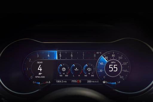 2018 Ford Mustang: Digital Dash Done Right