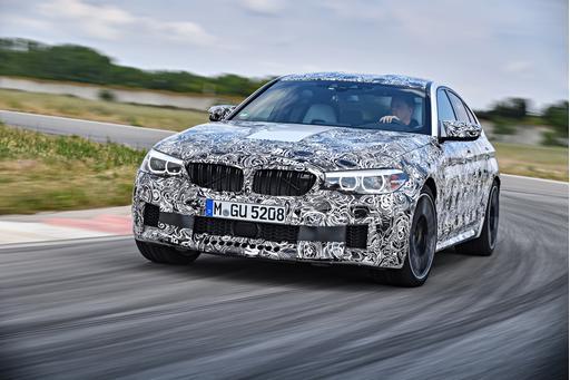 2018 BMW M5 xDrive Coming Soon