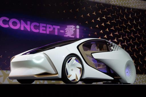 Toyota Concept-i Preview: 2017 CES