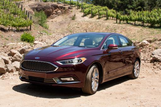 Is Ford Fusion Finished in U.S.?