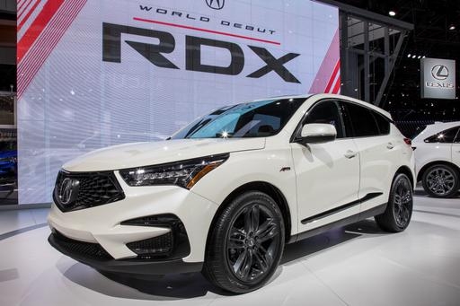 2019 Acura RDX Production Models Finally Arrive, and Here They Are