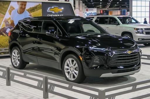 2019 Chevrolet Blazer: Our Full Preview and Gallery | News ...