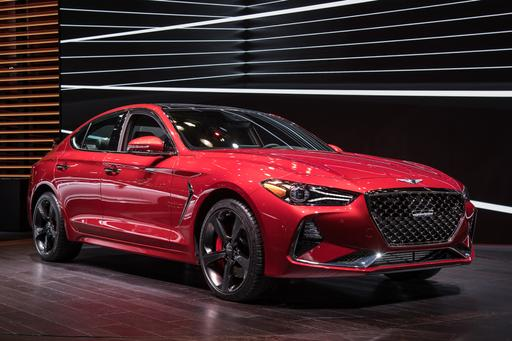 2019 Genesis G70: Less Space, More Pace?