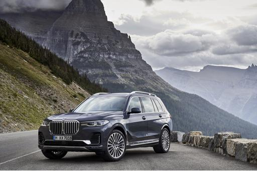 OK, 2019 BMW X7, You Have Our Attention