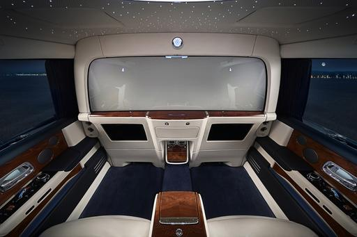 Rolls-Royce 'Privacy Suite' Isolates You From the Proles