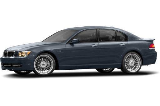 2005-2008 BMW 7 Series, Alpina B7: Recall Alert