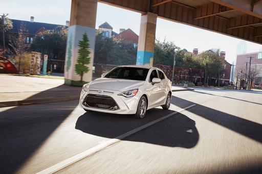 Discover the 2019 Toyota Yaris Sedan as 'iA' Goes MIA