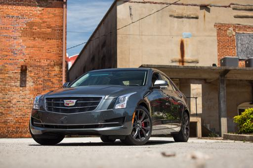 2017 Cadillac ATS Review: Photo Gallery