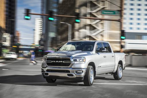 2019 Ram 1500 eTorque Tops What's New This Week on PickupTrucks.com