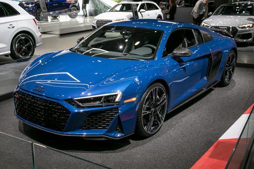 Audi Marks Decade of V-10 Decadence With 2020 R8, Decennium Edition