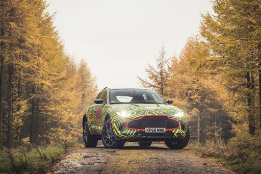 The Aston Martin DBX: A Necessary Evil
