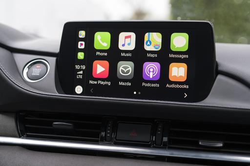 2018 Mazda6 Joins Integration Age With Android Auto, Apple CarPlay Add