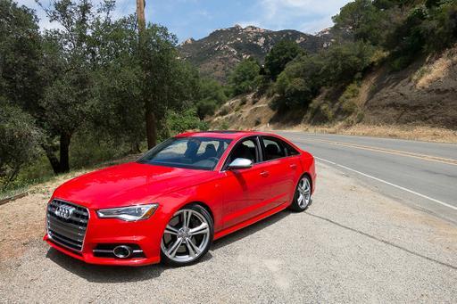 2016 Audi S6 Review