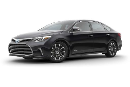 2016 Toyota Avalon Hybrid, Camry Hybrid: Recall Alert