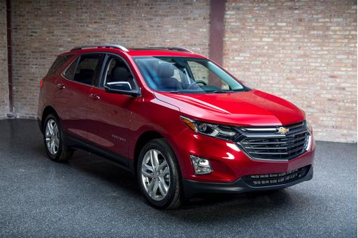 2018 Chevrolet Equinox Could Face Shortage Amid Strike
