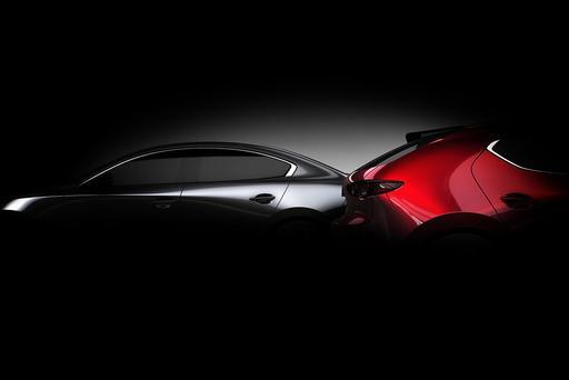2019 Mazda3 Ready for L.A. Auto Show Close-Up