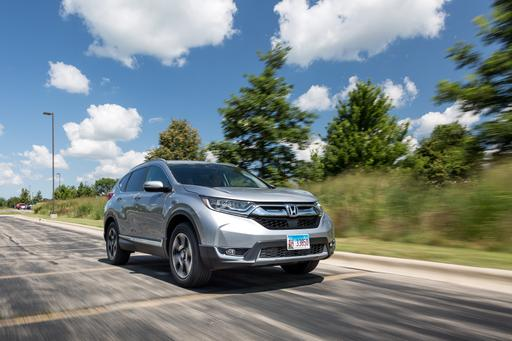 2017 Honda CR-V Review: Photo Gallery
