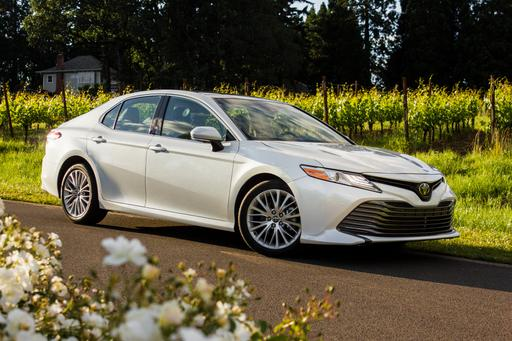 2018 Toyota Camry: Higher Price, More Features