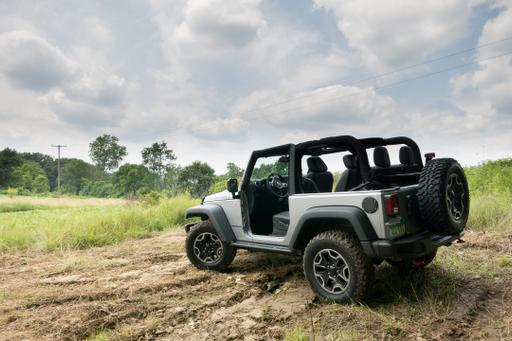 2015 Jeep Wrangler Software Issue