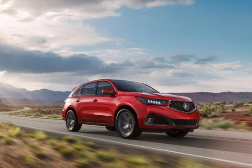 5 Things You Need to Know About the Updated 2019 Acura MDX
