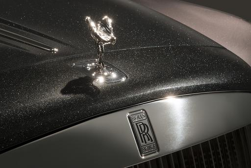 Rolls-Royce Channels Rihanna for Diamond-Clad Elegance