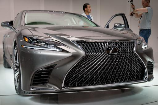 2018 Lexus LS 500 Review: First Impressions and Photo Gallery