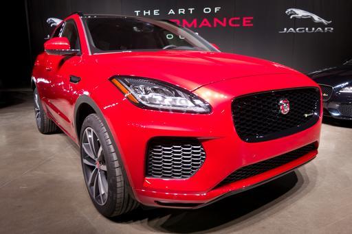 Face to Face With E-Pace: Jaguar Unveils Compact SUV