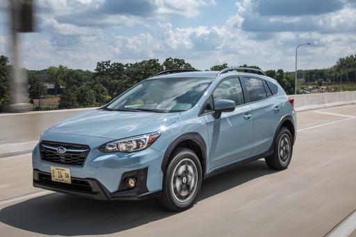 2018 Subaru Crosstrek Gallery: Defending the Title