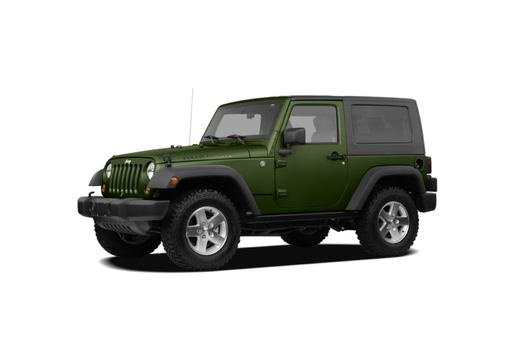 Recall Alert: 2007-2010, 2011-2016 Jeep Wrangler