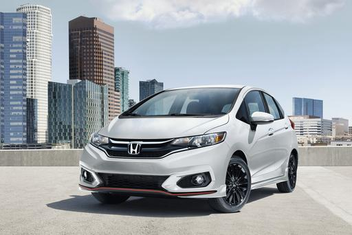 Honda Fits One More Feature into 2019 Honda Fit for Same Price