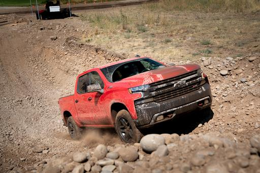 2019 Chevrolet Silverado First Drive Tops What's New on PickupTrucks.com