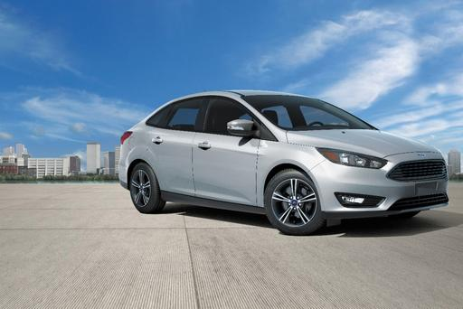 2017 Ford Focus: What's Changed