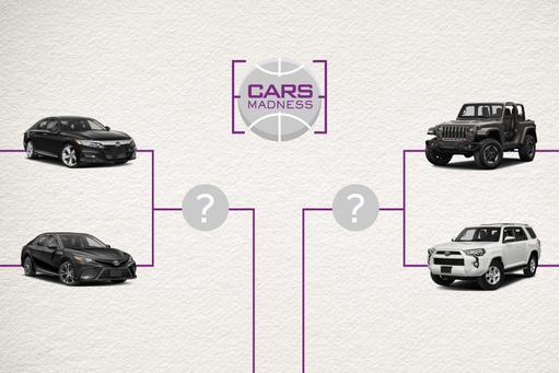 Cars Madness! You Could Win Big If You Play Your Cars Right