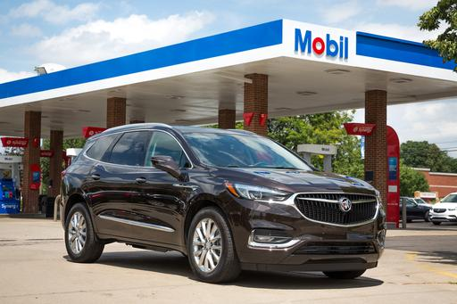 Bypass Those ZIP Code, Car Wash Questions With Buick In-Car Gas Pay