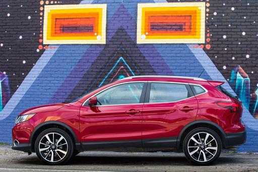 2018.5 Nissan Rogue Sport: Half a Model Year, Whole New Value