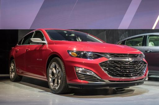 Chevrolet Updates Cruze, Malibu and Spark for 2019
