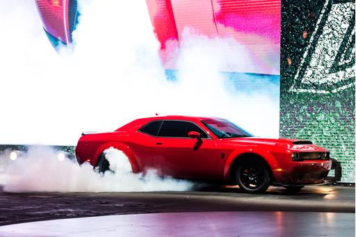 Dodge Demon Dominates Our Top 5 Videos of 2017