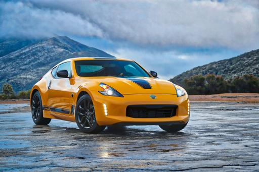 2018 Nissan 370Z Review: Photo Gallery