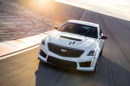 Cadillac ATS-V, CTS-V in the Red With Championship Editions