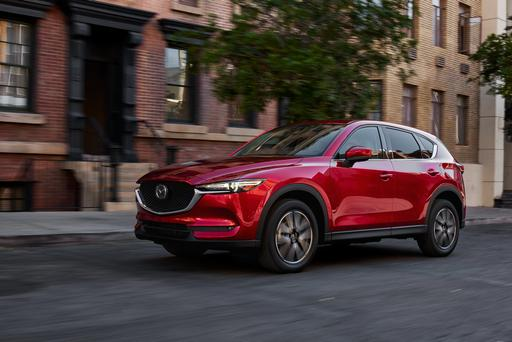 2019 Mazda CX-5 Adds Turbo Engine, New Trims