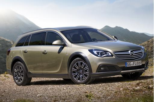 Buick Plans Wagon Version of New Regal?