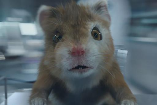 New Baby Hamster Pitches Kia's Grown-Up Soul Turbo