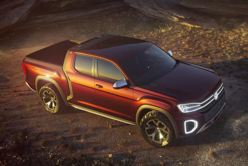 VW's Atlas Tanoak Concept Pickup Still Tops What's New This Week on PickupTrucks.com
