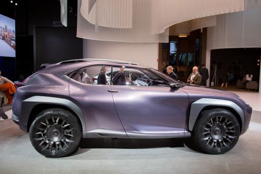 Lexus Says Wild UX Concept Will Hit the Road