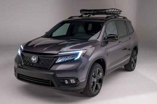 2-Row 2019 Honda Passport for Those Who Think Pilot Is Too Much