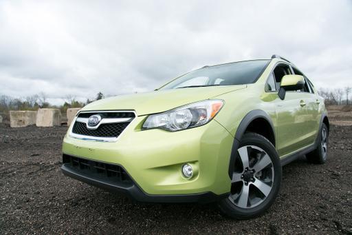 Socket to Me: Subaru Reboots Crosstrek Hybrid as Plug-In for 2019