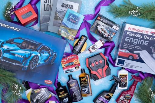 12 Days of Christmas Gifts for Car Lovers
