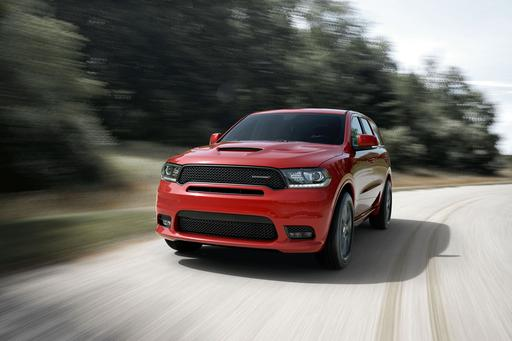 Dodge Durango GT Amps Up Go-Fast Looks With Rallye Package