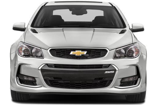 2014-2016 Chevrolet SS: Recall Alert