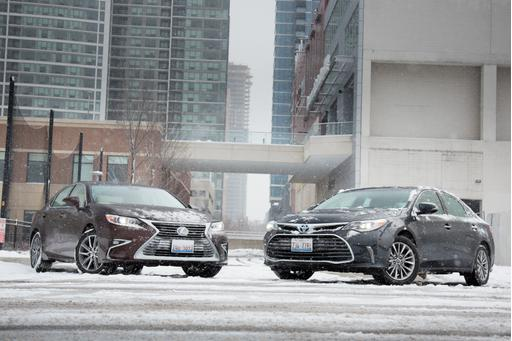 Should You Buy a Loaded Toyota Avalon Hybrid or Base Lexus ES 300h?